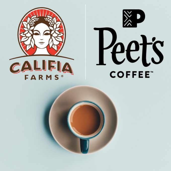 BevNET Live Video: Coffee Conversations with Peet's, Califia Farms