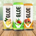 Aloe Gloe to Launch Sparkling Line, Redesigned Labels