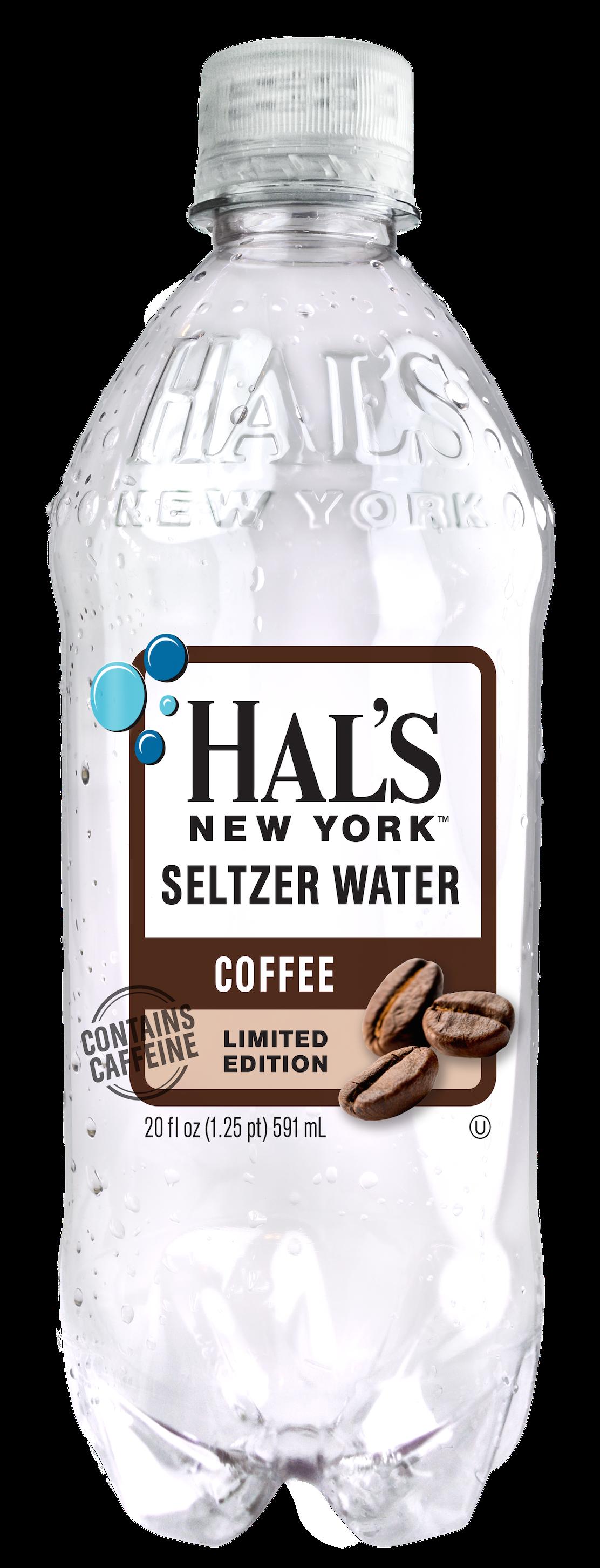 Hal S New York Releases Coffee Seltzer Bevnet Com