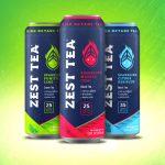 Zest Tea Launches RTD Line