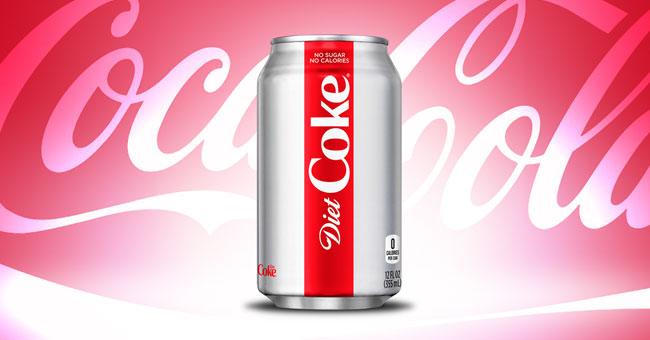 Diet Coke Announces Brand Revamp Bevnet Com