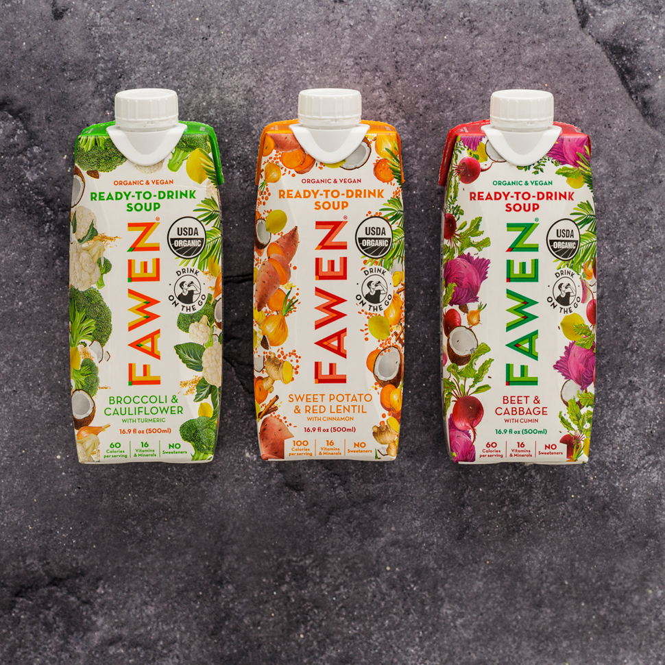 Review: Fawen Ready-to-Drink Soup