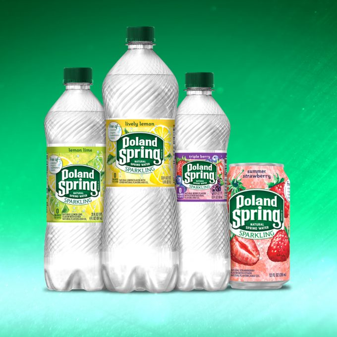 Nestlé Launches Sparkling In Six Regional Spring Water Brands