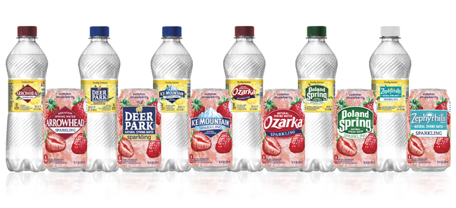 32ae4c7211 Nestlé Launches Sparkling In Six Regional Spring Water Brands - BevNET.com