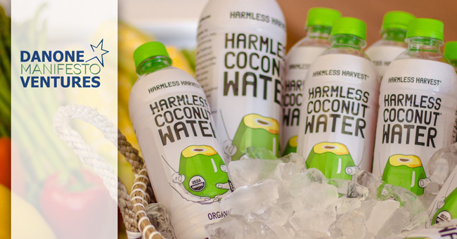 Danone Manifesto Ventures Leads $30M Investment in Harmless