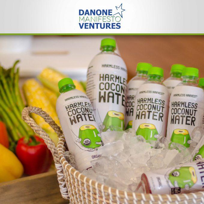 Danone Manifesto Ventures Leads $30M Investment in Harmless Harvest