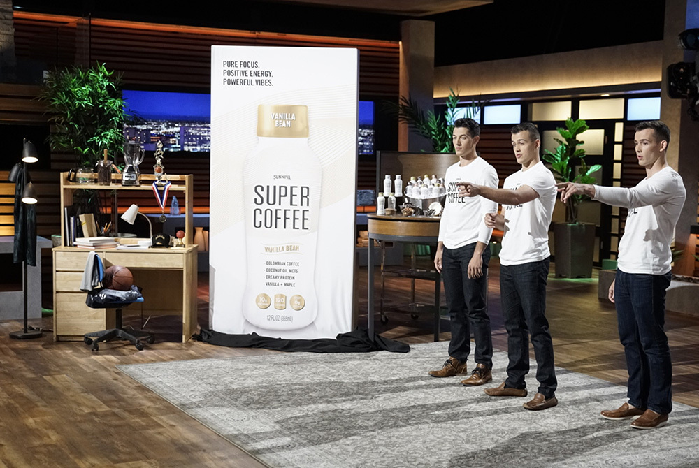 Αποτέλεσμα εικόνας για 3 Brothers Work Together to Create and Sell 'Super Coffee'