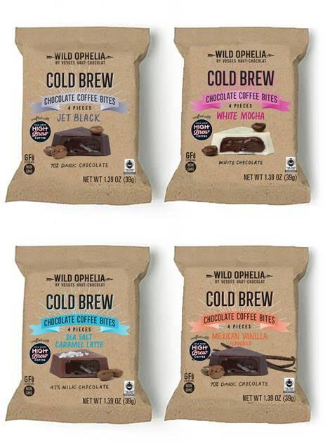 High Brew Coffee And Wild Ophelia Launch Cold Brew