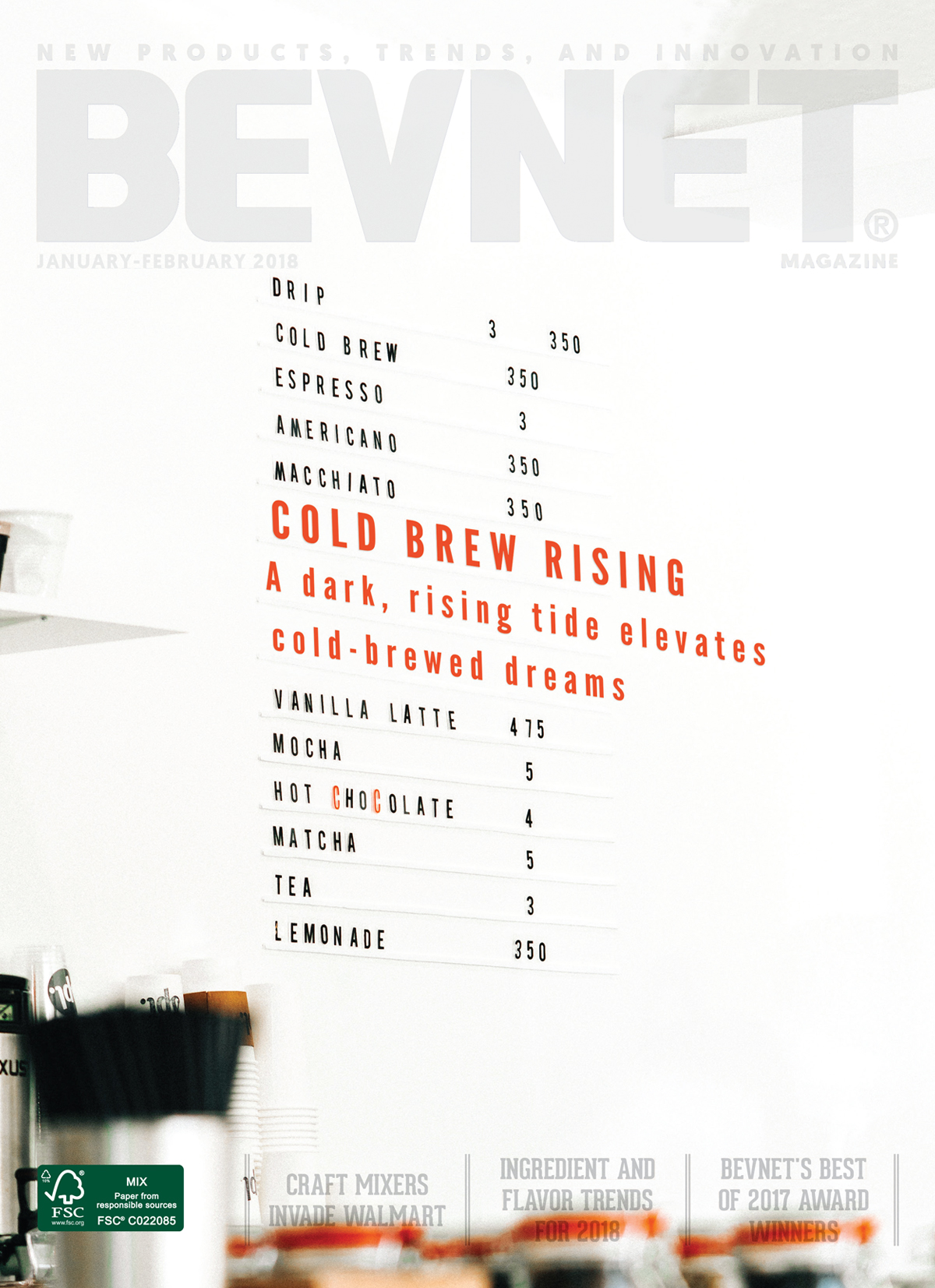 Cold Brew Rising: A Dark, Rising Tide Elevates Cold-Brewed Dreams
