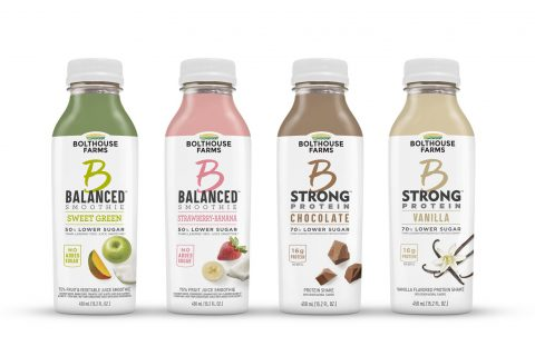 "Bolthouse Farms, a leading refrigerated beverage, dressing and produce company, announces Bolthouse Farms ""B"" line of products, a new beverage platform of ..."