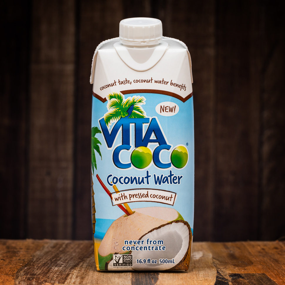 vita coco coconut water | the bevnet product review
