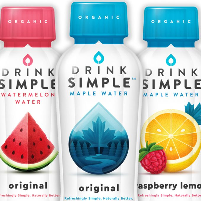 Drink Maple Rebrands as Drink Simple
