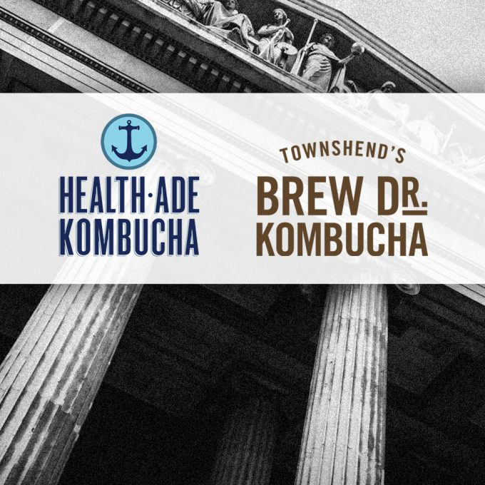 Health-Ade, Brew Dr. Targeted In Separate Class Action Lawsuits