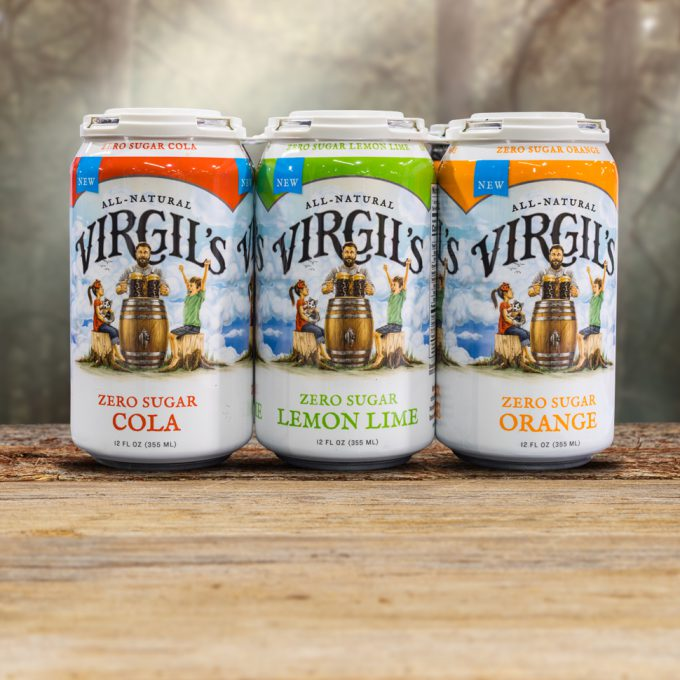 Virgil's Rebrand Marks Start of Reed's New Strategy