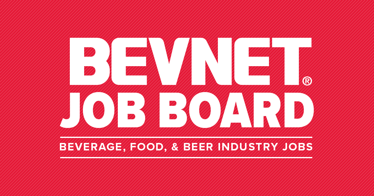 Beverage Industry Jobs Bevnet Com Beverage Job Listings