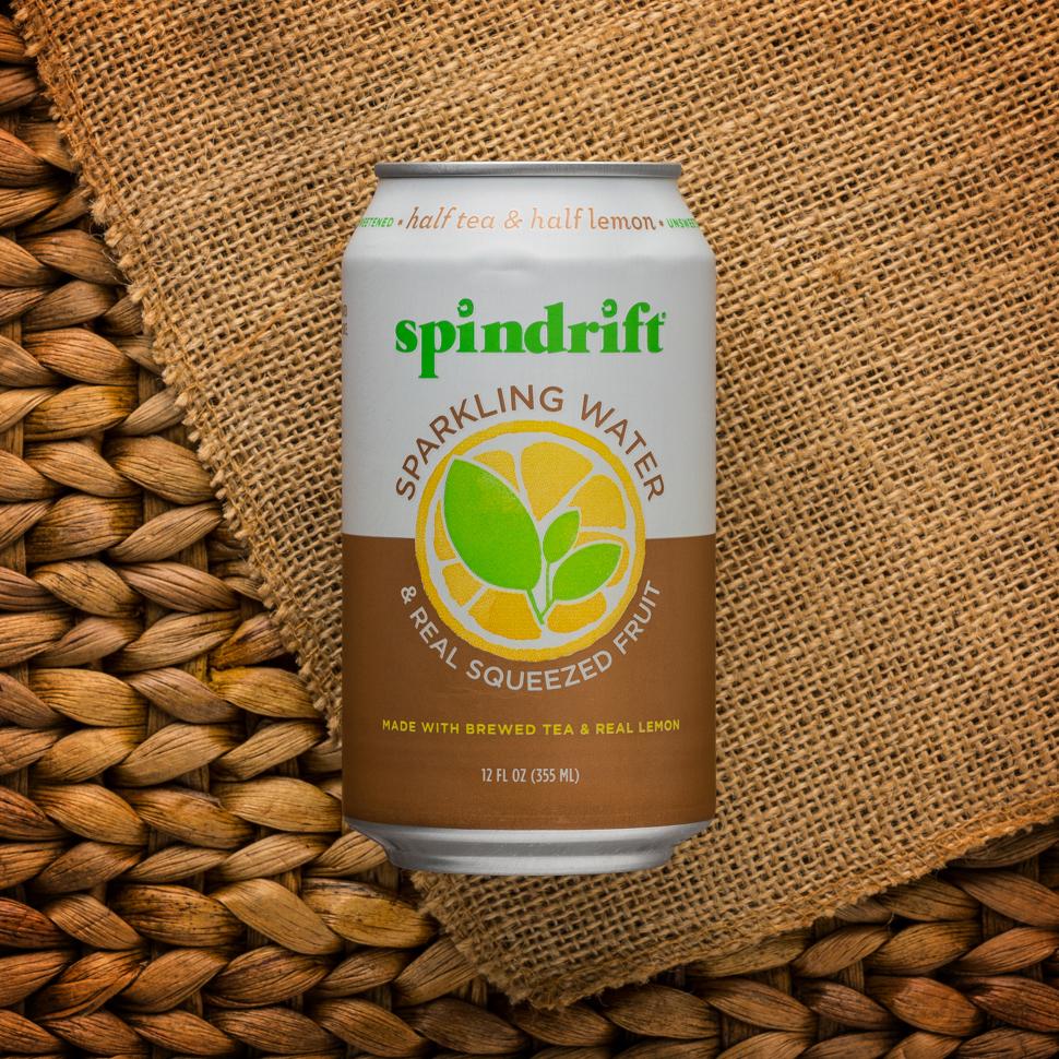 Review: Spindrift Half Tea & Half Lemon
