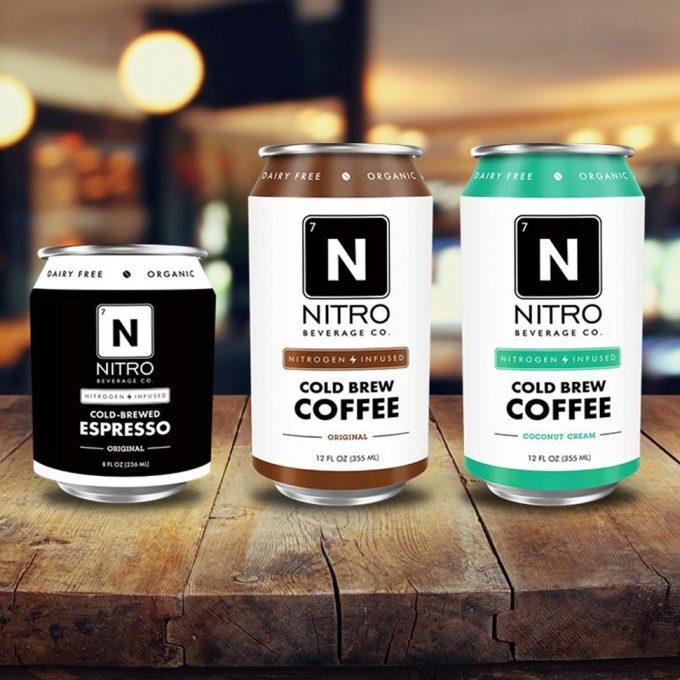 Nitro Beverage Co. To Launch RTD Cold Brew Line