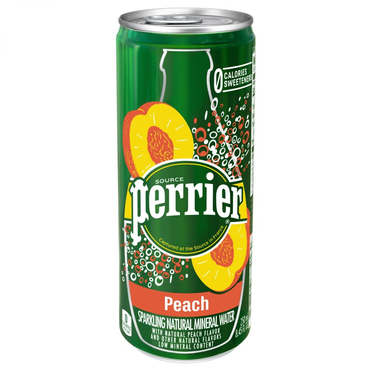 Is Perrier Mineral Water Naturally Carbonated