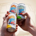 Wave Soda Washes Across California