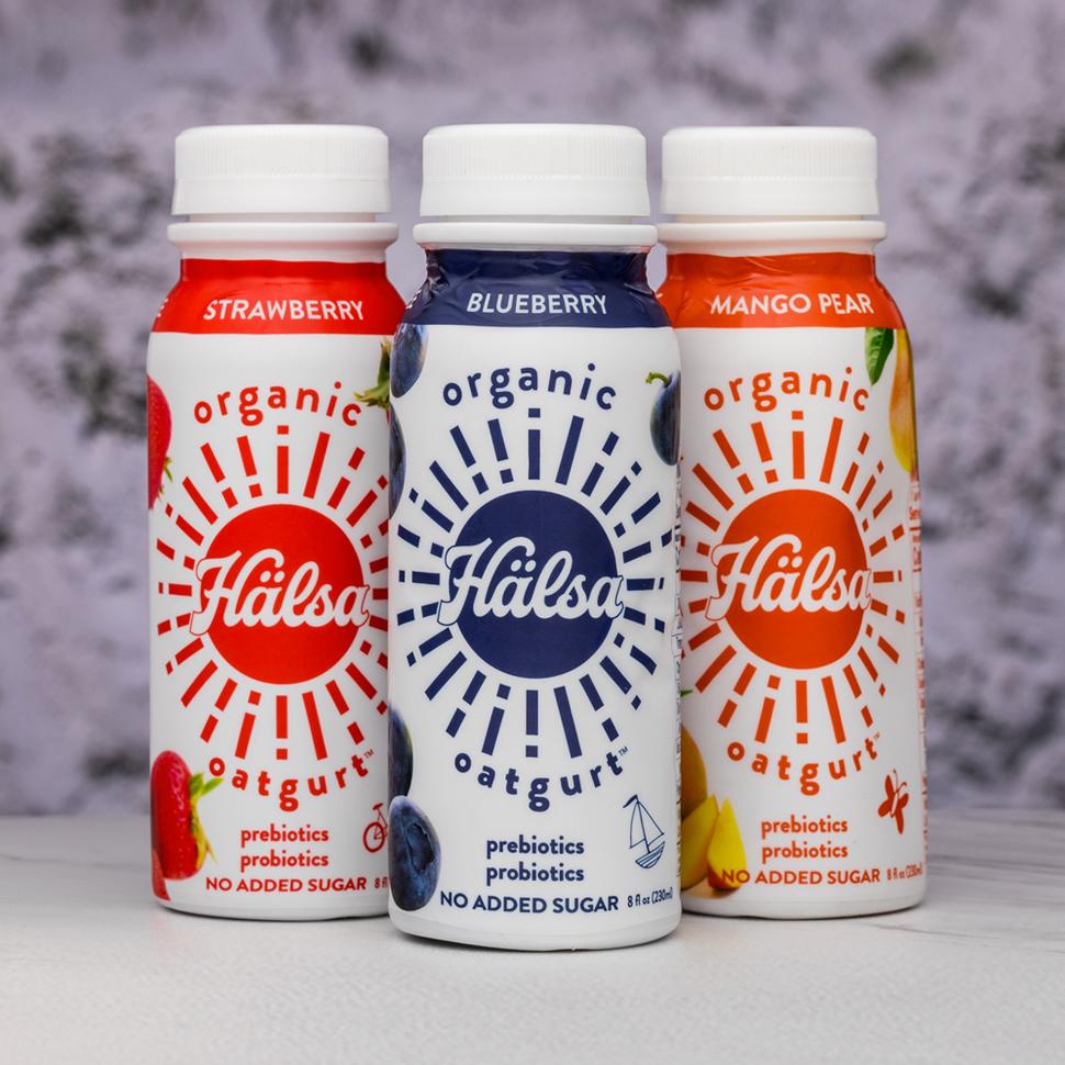Review: Hälsa Organic Oatgurt