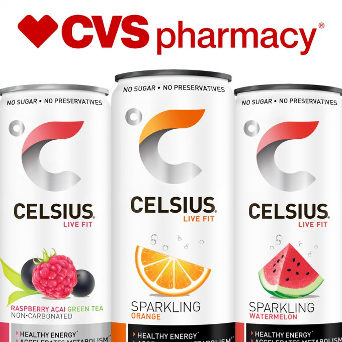 Distribution Roundup: Celsius Enters CVS