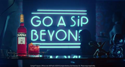 a48019b76d Campari Unveils New Ad Campaign - BevNET.com