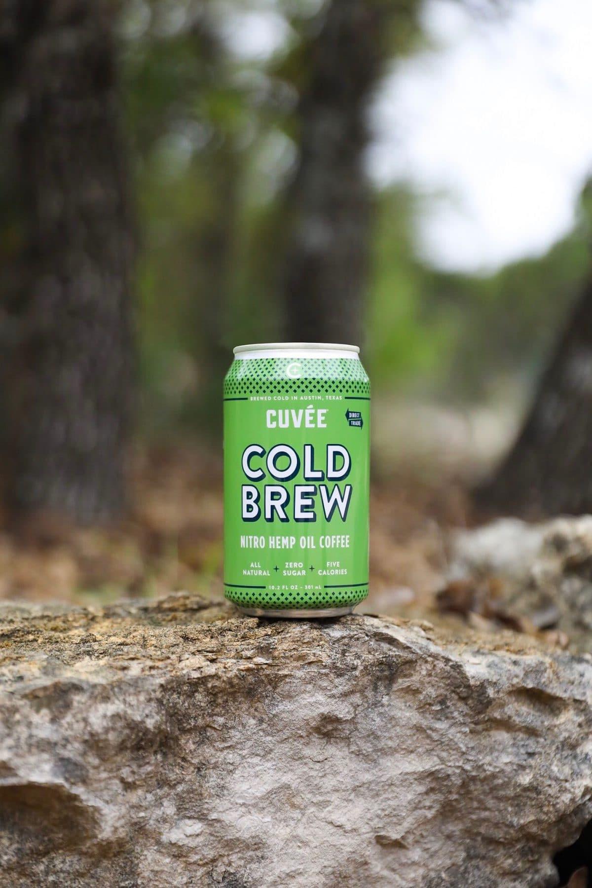 Cuvée Launches CBD Nitro Cold Brew - BevNET com
