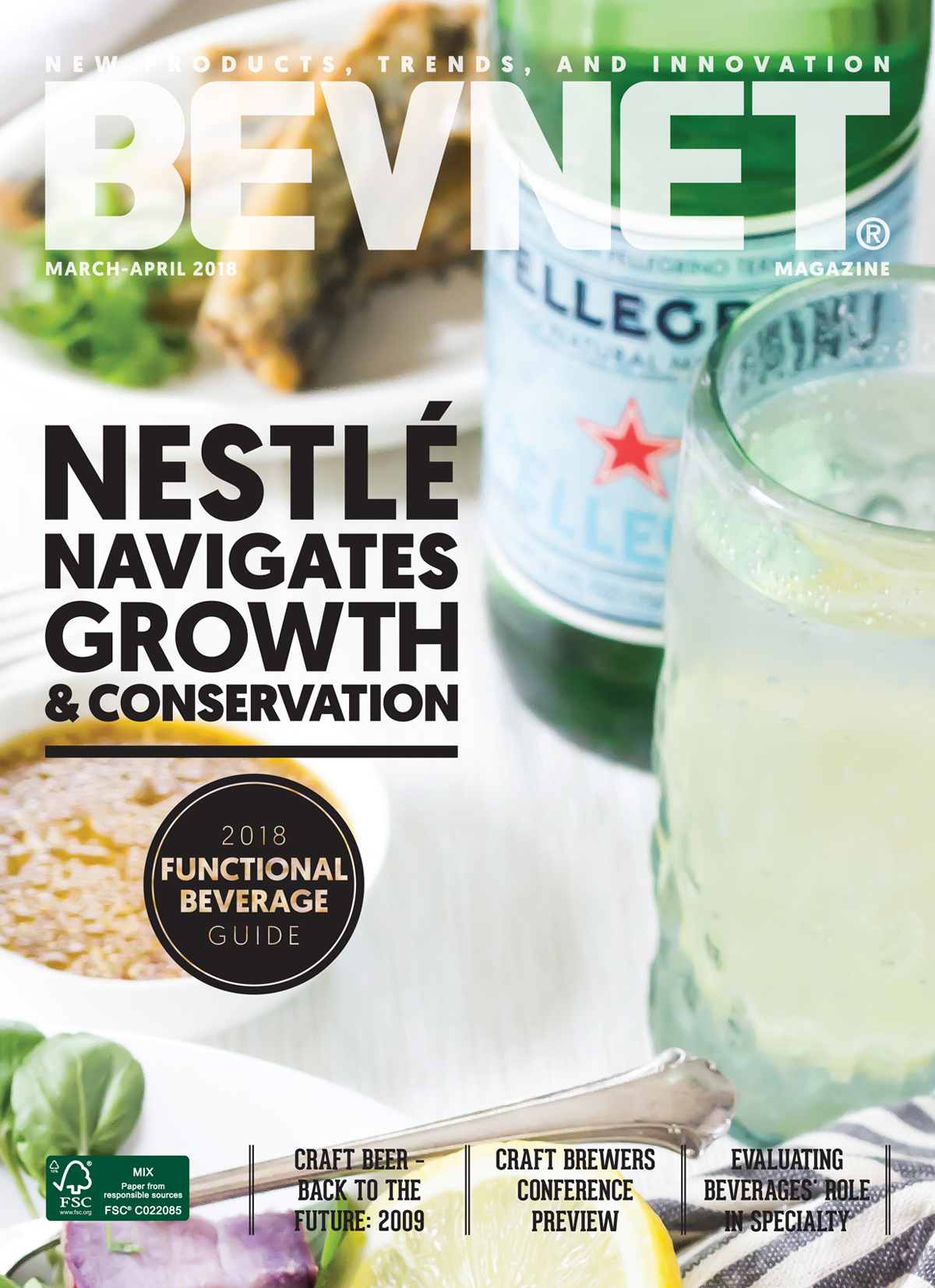 Nestle Waters Goes Deep On Sustainability