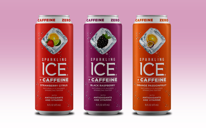 how to make caffeinated water