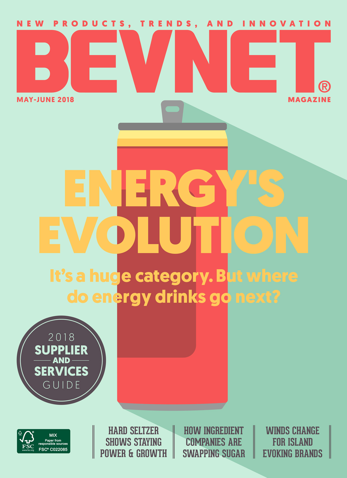 Energy's Evolution: It's a huge category. But where do energy drinks go next?