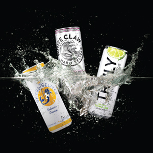 A Time to Sparkle: Hard Seltzer