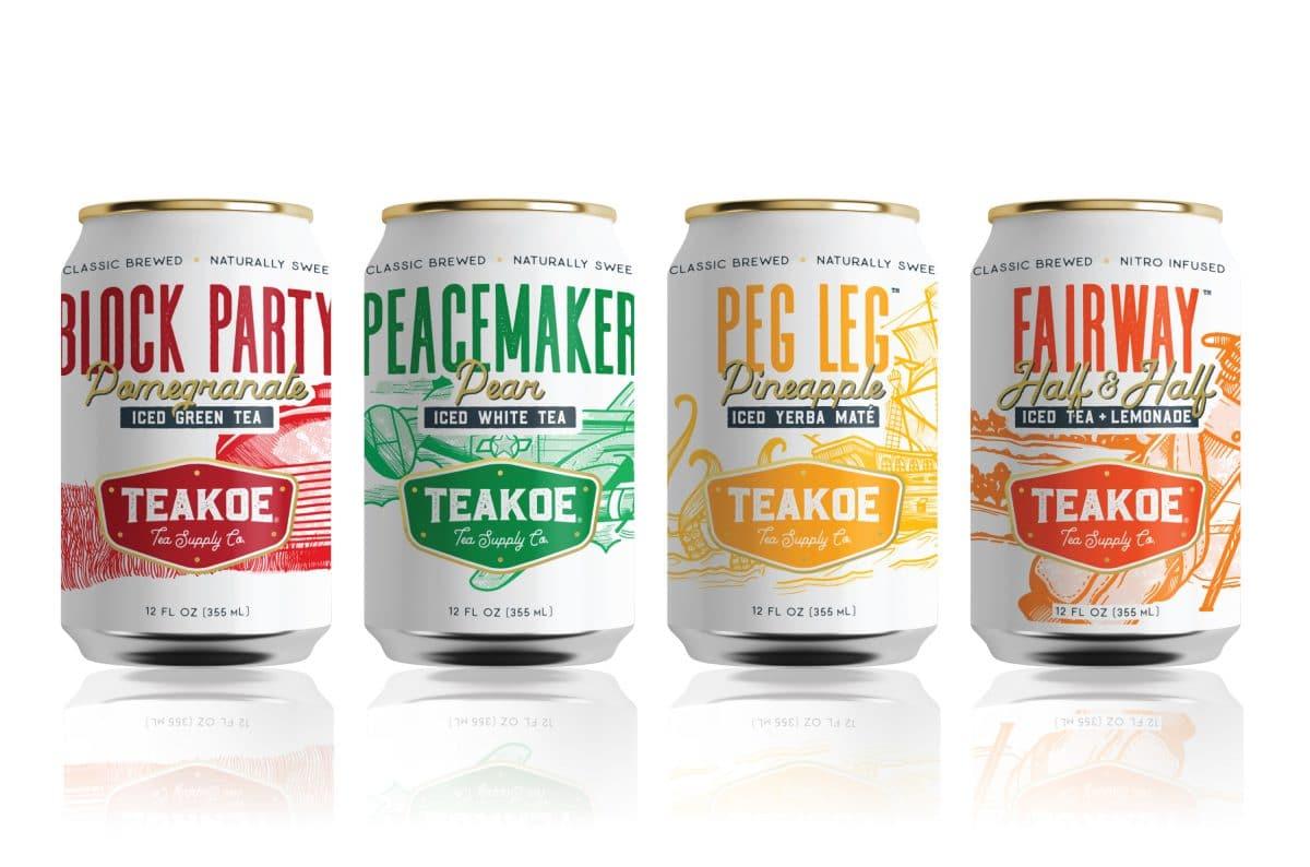 Teakoe Tea Expands Distribution - BevNET com