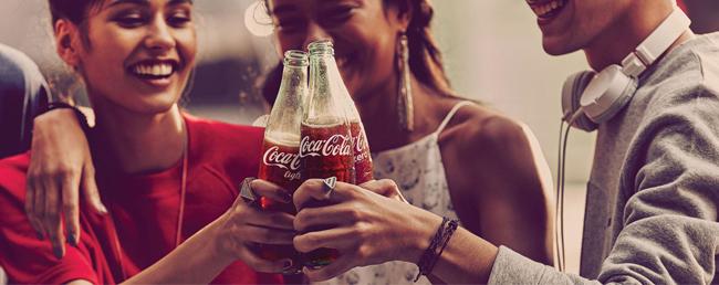 Coke: Revenue, Volume Growth Fuel Q3 - BevNET com