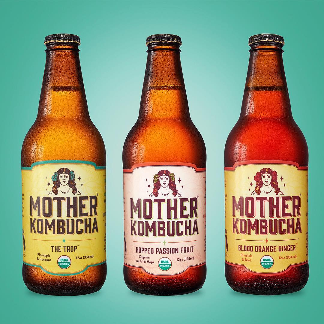 Mother Kombucha Now Available in Publix - BevNET com
