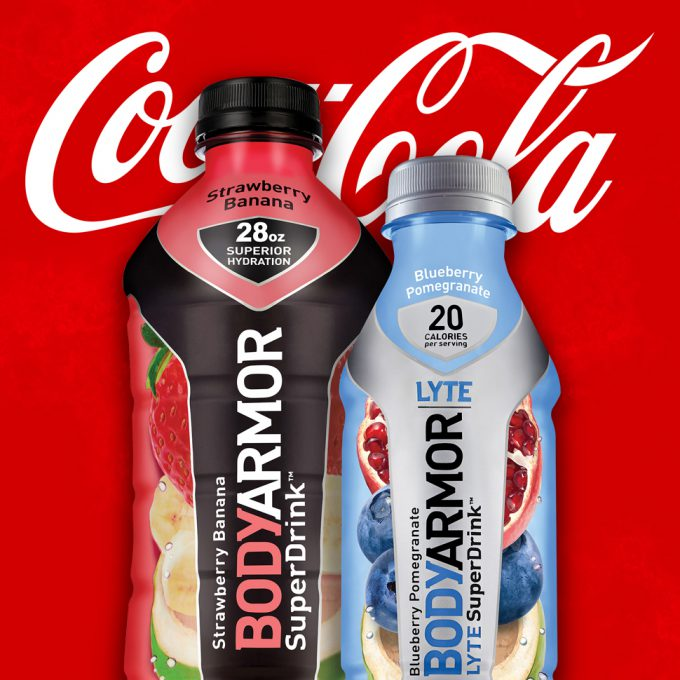 Coke Takes Minority Stake, Distribution Rights For BodyArmor