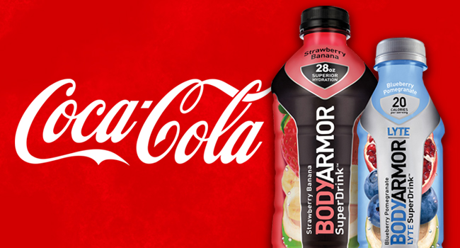 Coca-Cola shoots for sports drink market