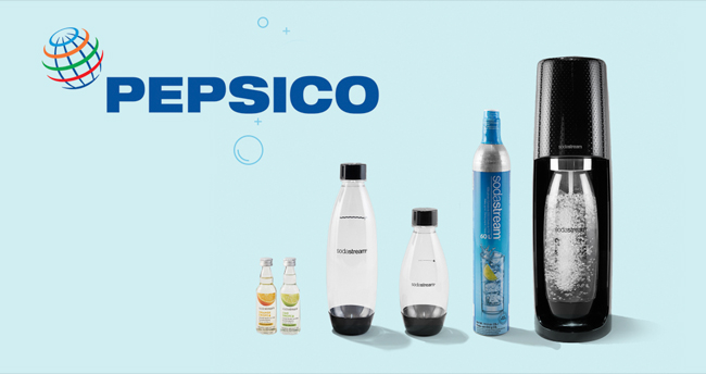 PepsiCo Acquires SodaStream For $3 2 Billion - BevNET com