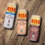 Review: RISE Brewing Company's RTD Lattes Shine