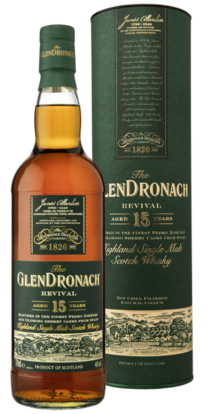 The GlenDronach Announces The Return Of Revival