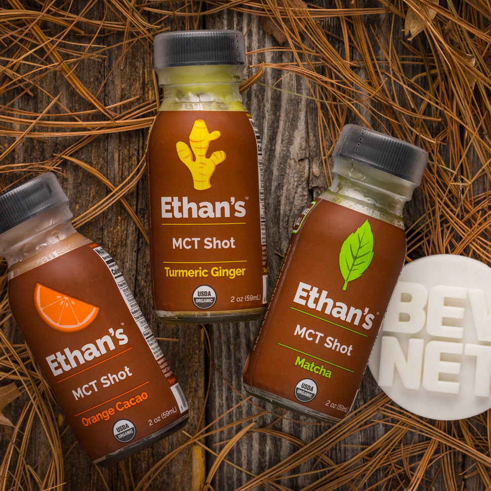 Review: Ethan's MCT Shots