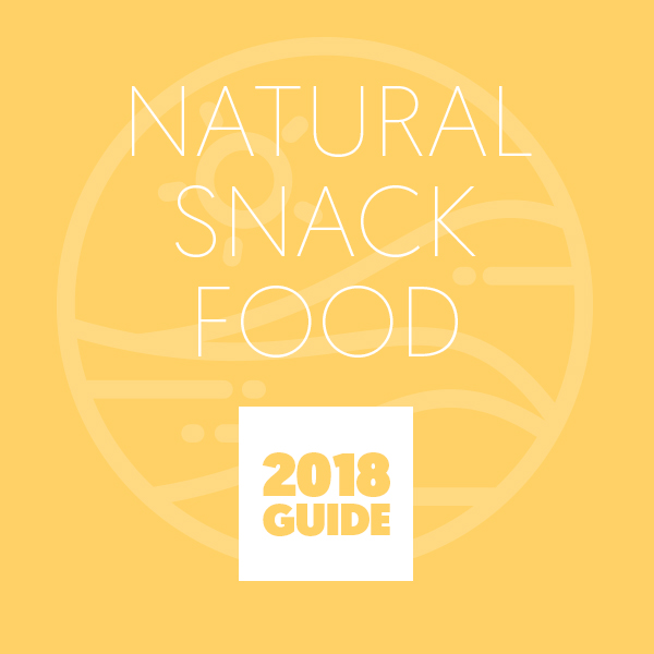 2018 Natural Snack Food Guide