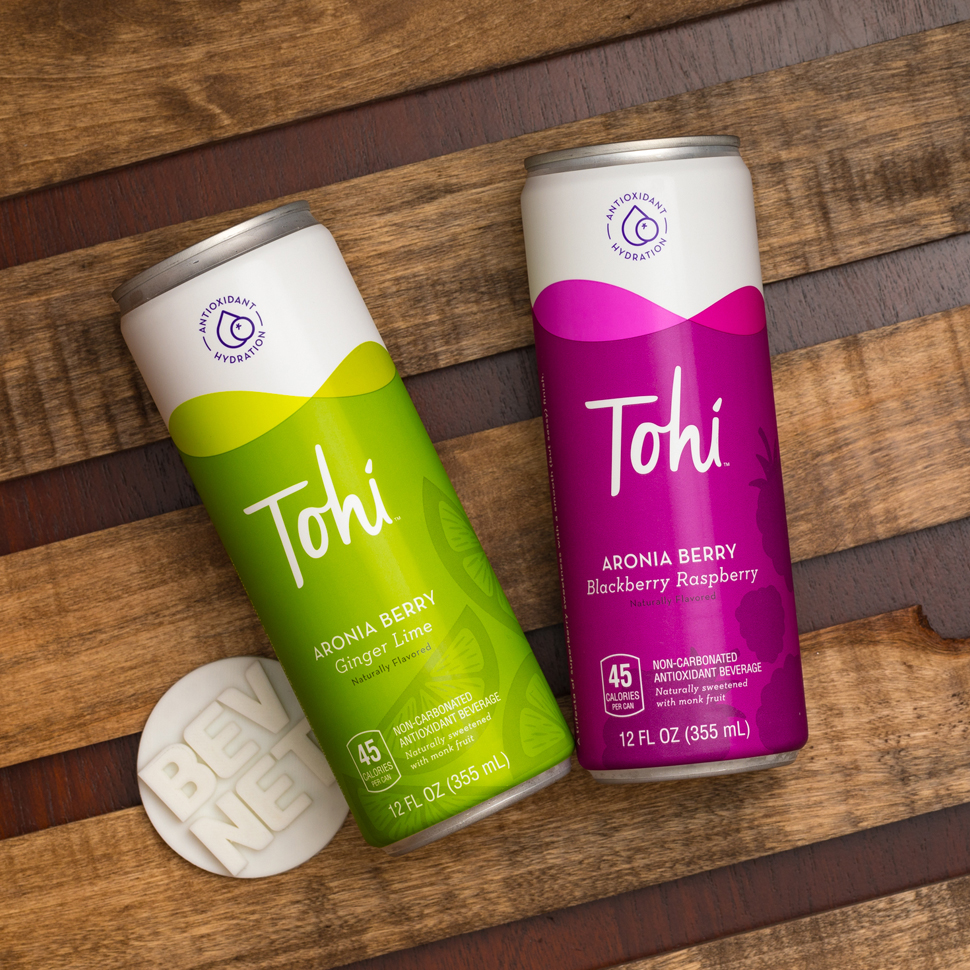 Tohi Aronia Berry Antioxidant Beverages