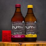 Review: Humm Kombucha's Reduced Sugar Offerings