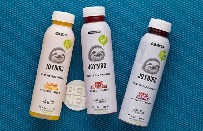 Flower Power: New CBD Beverages Offer Relaxation, Relief - BevNET com