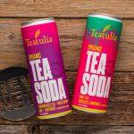 Review: Teatulia Organic Tea Soda