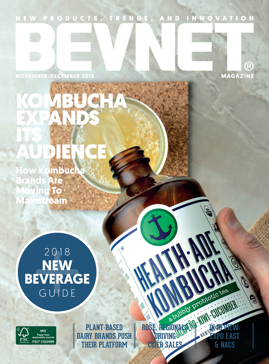 Kombucha Expands Its Audience