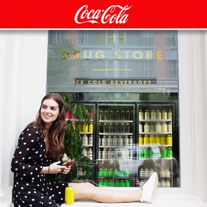 Coca-Cola Leads $15M Investment in Dirty Lemon Parent Co. Iris Nova