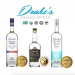 Drake's Organic Spirits Goes Global