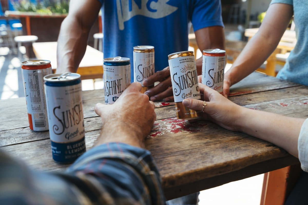 Sunshine Beverages Expands West with New Age Beverages