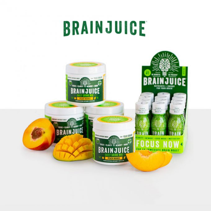 Distribution Roundup: BrainJuice Enters Whole Foods and GNC